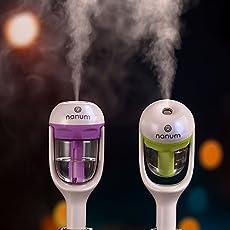 J Go Car Steam Humidifier Air Purifier (Color May Vary)