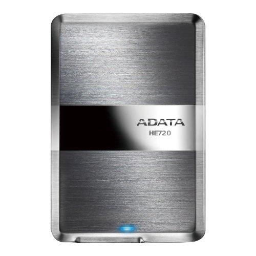 A-Data AHE720-1TU3-CTI externe Festplatte 1TB (6,4 cm (2,5 Zoll), USB 3.0) silber