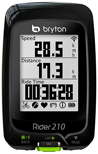 Bryton Rider 210 E - Ciclomputador GPS