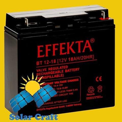 """Batería BT 12V 18Ah Este nuevo tipo de batería sellada utiliza la tecnología """"Absorbed Glass mate (sulfatadas). Una tecnología consiste en una fina lámina de fibra de boron-silicate fluya de electrolitos (70% agua, 30% Ácido) entre las placas de p..."""