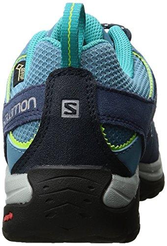 Salomon Ellipse 2 GTX Women's Scarpe Da Passeggio Blue/Blue