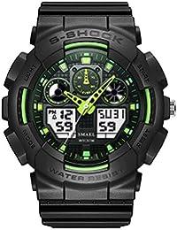 22a9d8848ebc SMAEL Series reloj hombre Sport LED Digital reloj macho wristwath reloj  para hombre primera marca de lujo Relogios Masculino Montre Homme…