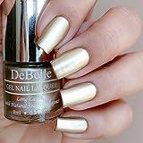 #10: DeBelle Metallic Bright Gold Nail Polish 8 ml- (Chrome Gold)