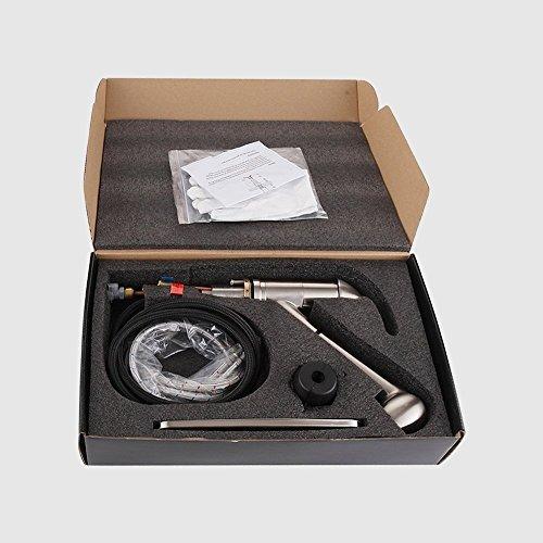 HOMELODY Küchenarmatur mit ausziehbarer Brause - 8