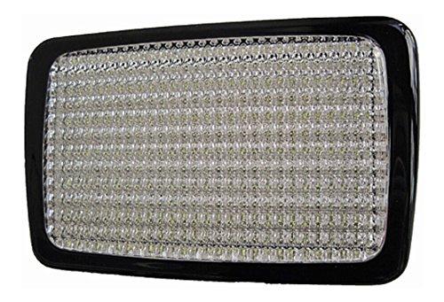 HELLA 1GD 996 193-001 Arbeitsscheinwerfer Flatbeam LED für Nahfeldausleuchtung, Anbau, 12V/24V