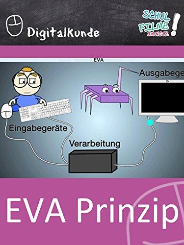 EVA-Prinzip - Schulfilm Digitalkunde (Software Für Die Eingabe)