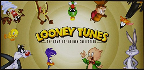 Looney Tunes: Golden Collection - Vol. 1-6 [24 DVDs] -