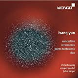 Concertino / Duo / Intermezzo / Pezzo Fantasioso by Isang Yun (2010-05-11)