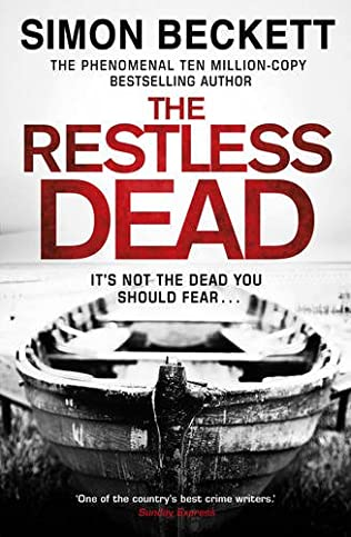 book cover of The Restless Dead