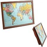 World Traveller Map Lap Tray