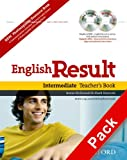 English Result: Intermediate: Teacher's Resource Pack with DVD and Photocopiable Materials Book: General English four-skills course for adults