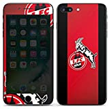 DeinDesign Apple iPhone 7 Plus Folie Skin Sticker aus Vinyl-Folie Aufkleber 1. FC Köln Fanartikel Football