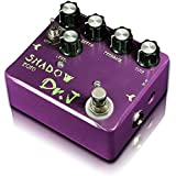 Dr.J D-54 Shadow Echo Pédale d'effet pour guitare