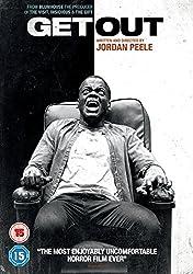 GET OUT DVD + digital download [2017]