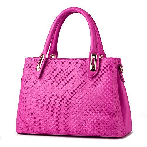 koson-man-damen-pu-leder-sling-reissverschluss-vintage-tote-taschen-top-griff-handtasche-pink-rosaro