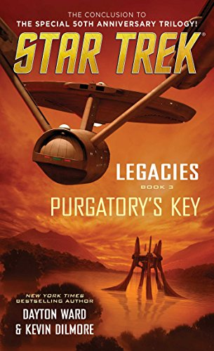 Legacies: Book #3: Purgatory's Key (Star Trek: The Original Series) (English Edition)