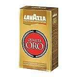 Lavazza Qualità Oro, gemahlener Bohnenkaffee, 250g Packung