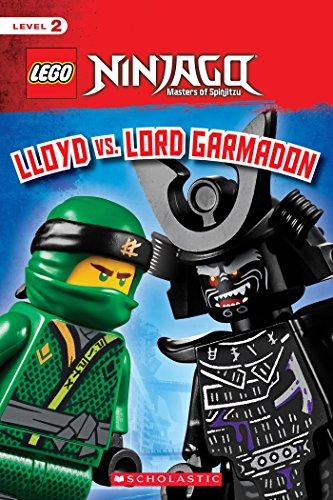 Lloyd vs. Lord Garmadon (LEGO NINJAGO: Scholastic Reader ...