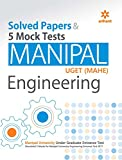 Solved Papers and 5 Mock Tests for Manipal UGET (MAHE) Engineering 2017
