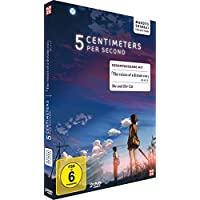 5 Centimeters per second / The Voices of a Distant Star - Box