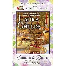 Scones & Bones (Tea Shop Mysteries)