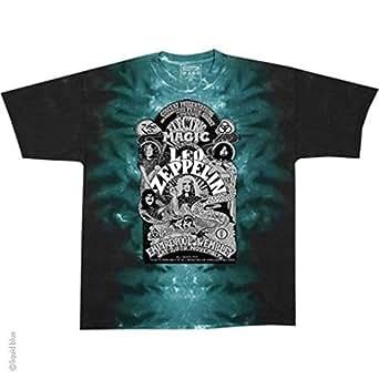 Led Zeppelin - Electric Magic (T-Shirt - Batik)Led Zeppelin Shirt ! Batik T-Shirt (L(Large))