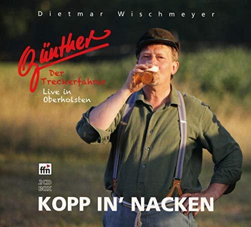 Preisvergleich Produktbild Günther, der Treckerfahrer-Kopp in' Nacken (2cd)
