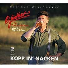 Günther,der Treckerfahrer-Kopp in' Nacken (2cd)