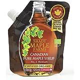125ml sombra Arce No 1 medio orgánico jarabe de arce canadiense