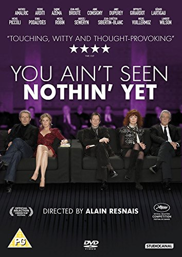 Bild von You Ain't Seen Nothin' Yet ( Vous n'avez encore rien vu ) ( Ihr werdet euch noch wundern (You Aint Seen Nothing Yet) ) [ NON-USA FORMAT, PAL, Reg.2 Import - United Kingdom ]