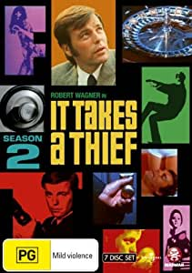 It Takes a Thief (Season 2) - 7-DVD Box Set ( Once a Crook ) ( It Takes a Thief - Season Two )