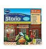Vtech - 231005 - Storio 2 et générations suivantes - Jeu éducatif - Le Dino Train