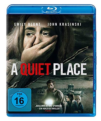 (A Quiet Place [Blu-ray])