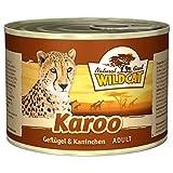 Warnicks Tierfutterservice Wildcat Karoo 6x200g