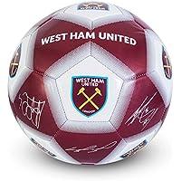 West Ham Signature Ball Blue Size 5