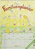 Familienplaner 2019 - Familientermine / Familientimer A3 - mit 6 Spalten - mit Ferienterminen
