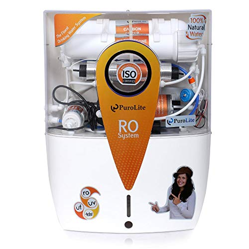 Purolite Water Purifer Ro+Uv+Uf+Tds Control New Technology (Purolite-010)