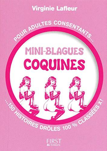 Le Petit livre de - Mini blagues coquines par Virginie LAFLEUR