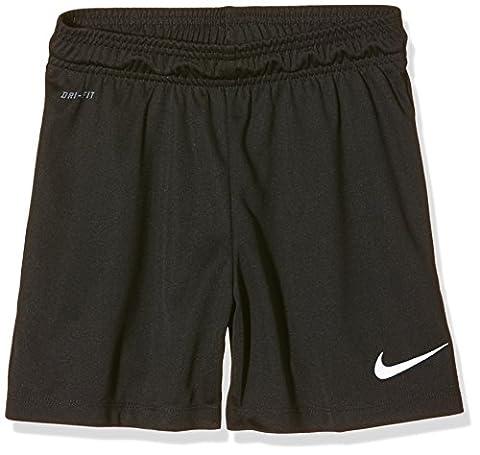 NIKE Kinder Shorts Park II Knit, Black/White, XL, (Nike Slip)