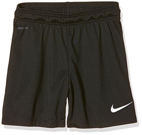 NIKE Kinder Shorts Park II Knit, Black/White, XL, 725988-010
