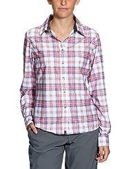 SALEWA Molignon - Blusa para mujer, tamaño 42 / 36, color morado
