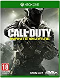 Call Of Duty: Infinite Warfare Standard Edition w/ Extra Content and Pin Badges (Exclusive to Amazon.co.uk) - Xbox One - [Edizione: Regno Unito]