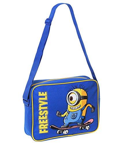 Minions Despicable Me Ragazzi Borsa - blu Blu