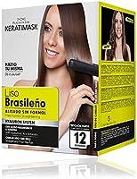 Be Natural - Kit Alisado Brasileño Keratimask - Sin Formol - 1 unidad