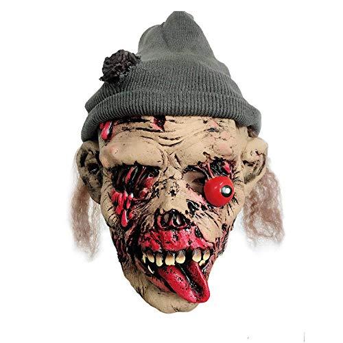 Eine Maske Von Halloween Maske Von Tagebuch Promenade Maske Von Diathe Globe Pourri Horror Von Front Von Kostümzubehör Horror