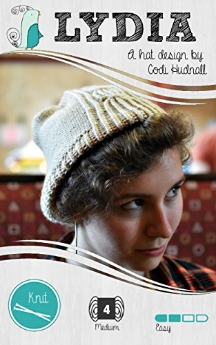 Lydia - The Slouch Beanie (English Edition) Knit Slouch Beanie