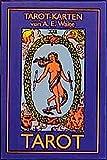 TAROT von A. E. Waite (Pocket Ausgabe, 52 x 89 mm Karten)