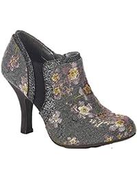 bcb44208 Ruby Shoo Women's Juno High Heel Shoe Boots