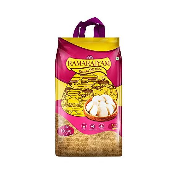 5kg Ramarajyam Rose - Kanchi Idly Rice