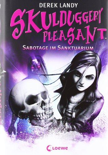 Buchseite und Rezensionen zu 'Skulduggery Pleasant' von Derek Landy